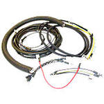 Restoration Quality Wiring Harness For Tractors Using 2 Wire Cut-Out Relay