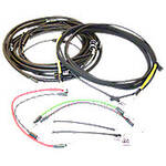Wiring Harness Kit For Tractors Using 3 Or 4 Terminal Voltage Regulator