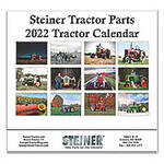 5th Annual Steiner Tractor Parts Calendar - 2019 Edition