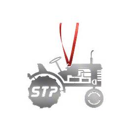 Steiner Tractor Christmas Ornament - 2018