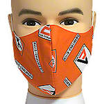 Allis Chalmers Logo Cup Style Face Mask