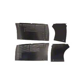 Oliver 60 Rowcrop 4 Piece Engine Panel Set