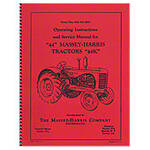 Operating Instruction & Service Manual