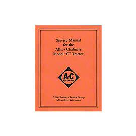 Service Manual Reprint: AC G