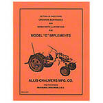 Setup, Maintenance & Repair Manual: AC G Implements