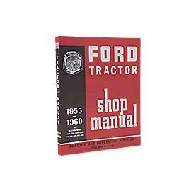 Ford Service Manual Reprint