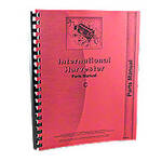 International Harvester Farmall C Tractor, Parts Manual