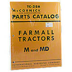 International M, MD, MV, MDV Parts Manual Reprint