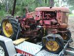 Massey Harris - Antique Tractor Blog