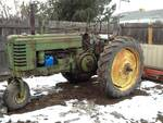 1945 John Deere B - Antique Tractor Blog