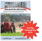 2015 CATALOG IS COMING SOON - Antique Tractor Blog