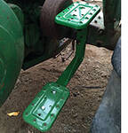 Steps for your John Deere Tractor - Antique Tractor Blog