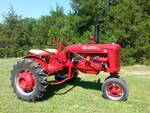 Tractor Story - 1945 Farmall B - Antique Tractor Blog