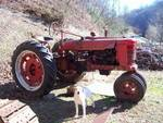 1941 Farmall H Restoration - Antique Tractor Blog