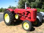 Massey Harris 55 - Antique Tractor Blog
