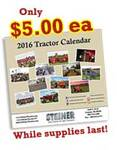 Our 2016 calendar is packed with savings - Antique Tractor Blog