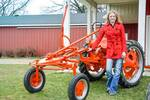 Why are Allis-Chalmers Tractors Orange? - Antique Tractor Blog