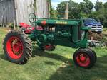 Back Home After 50 Years - Antique Tractor Blog