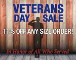 Veterans Day Sale - Antique Tractor Blog