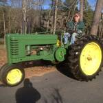 The Comforting Sound of a John Deere - Antique Tractor Blog