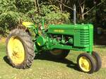 Went to a Car Show and Brought Home a Tractor - Antique Tractor Blog