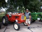 Grandfather's Allis Chalmers - Antique Tractor Blog