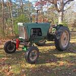 1958 Oliver 770 - Antique Tractor Blog