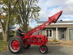 1954 Farmall 200 Restoration Project with parts from Steiner Tractor Parts