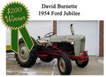 March Winner of $200 Gift Card - Antique Tractor Blog
