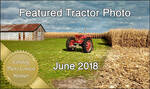 June Featured Photo - Antique Tractor Blog