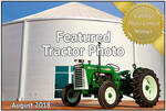 August Featured Photo - Antique Tractor Blog