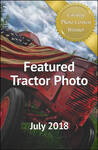 July Featured Photo - Antique Tractor Blog