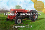 September Featured Photo - Antique Tractor Blog