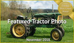 November Featured Photo - Antique Tractor Blog