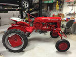 1954 Farmall Cub - Antique Tractor Blog