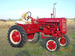 A Ford and A Farmall - Antique Tractor Blog