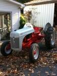 Tractor Story - 1947 Ford 8N - Antique Tractor Blog