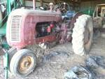 Tractor Story - 1957 Cockshutt 40 - Antique Tractor Blog