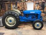 Frank the Ford - Antique Tractor Blog