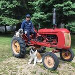 Reunited with Grandfather's Tractor - Antique Tractor Blog